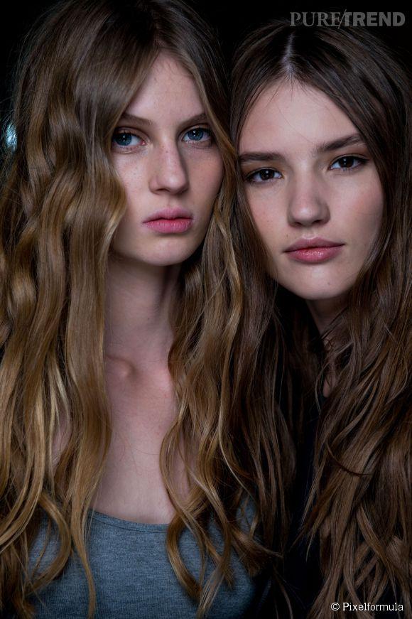 Extrêmement Cheveux longs : 10 idées de coiffures de soirée KO41