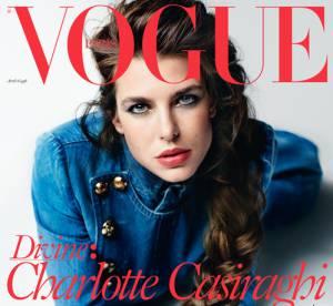 Charlotte Casiraghi divine et magnétique cover girl pour Vogue