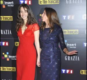 """Lucie Lucas et Victoria Abril, mère et fille dans """"Clem""""."""