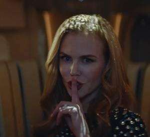 Nouvelle campagne d'Etihad Airways avec Nicole Kidman.