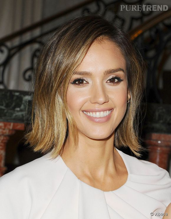coloration tie and dye cheveux courts coiffures populaires. Black Bedroom Furniture Sets. Home Design Ideas
