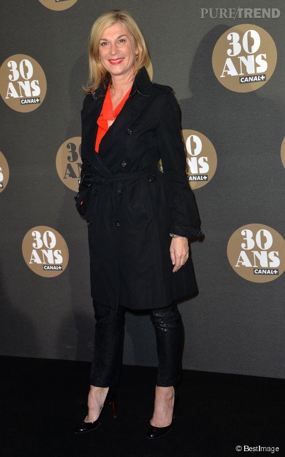 Michèle Laroque évoque pour Télé 7 Jours l'accident qui l'a clouée durant 2 ans dans un lit d'hopital.