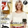 Michèle Laroque a accordé une interview à  Télé 7 Jours.