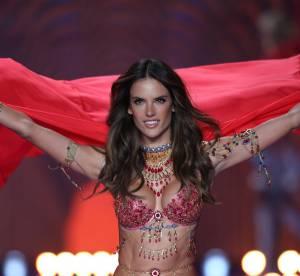 Alessandra Ambrosio : elle invite sa famille à son shooting topless