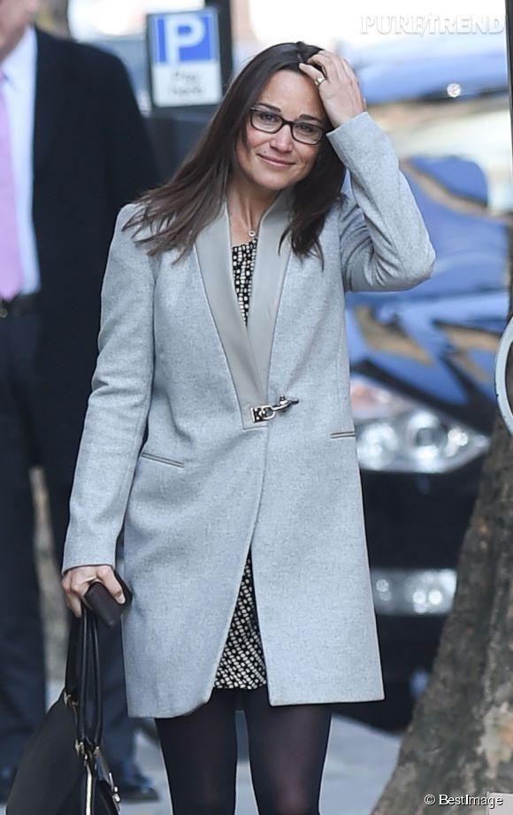 Pippa Middleton, l'intello sexy.