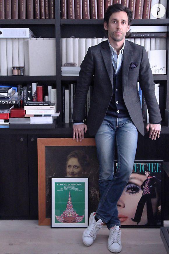 Nicolas Reynaud, directeur international et marketing chez Jalou Media Group.