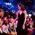 Angelina Jolie en Versus Versace aux Kids Choice Awards à Los Angeles le 28 mars 2015.