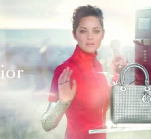 Marion Cotillard, l'égérie Lady Dior 2015.