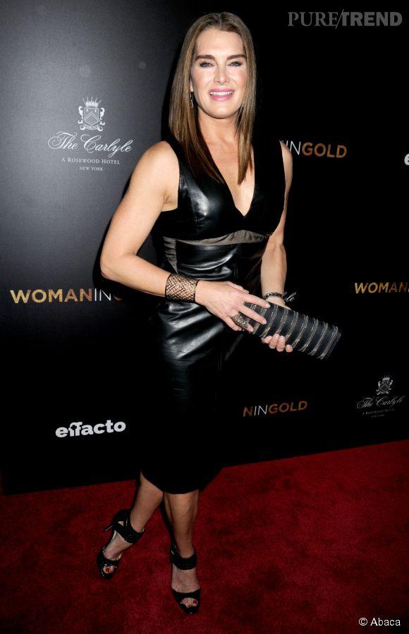 A 49 ans, Brooke Shields est toujours aussi canon.