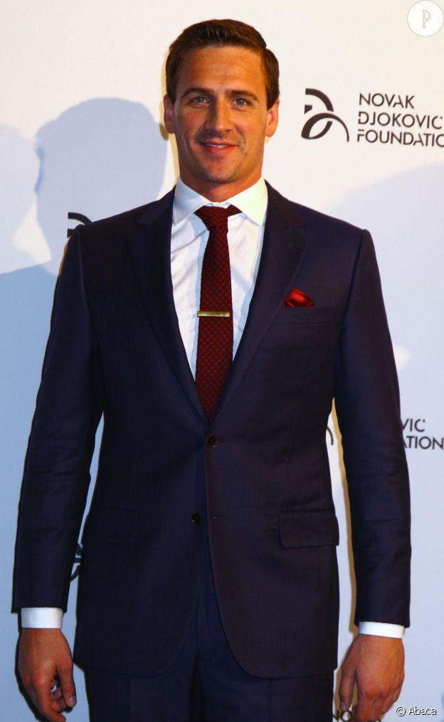 L'australien James Magnussen en boxeur est loin de nous laisser de marbre...