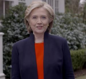 Le clip de campagne d'Hillary Clinton a été interdit aux moins de 18 ans en Russie par la chaîne Dozhd TV.
