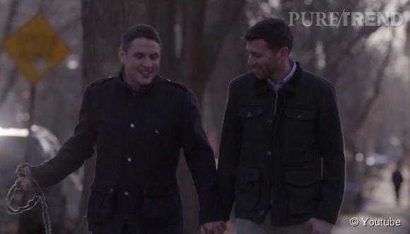 La raison de cette interdiction ? Le passage de ce couple homosexuel.