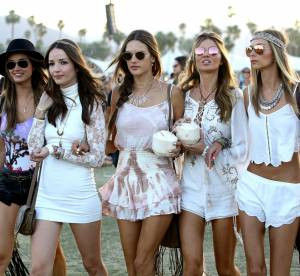 Coachella 2015 : le meilleur des looks d'Alessandra Ambrosio à Kendall Jenner...