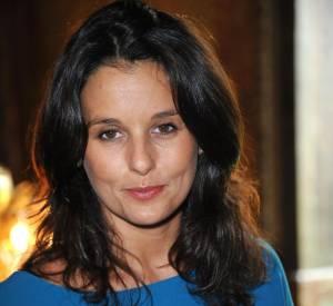 Faustine Bollaert est actuellement enceinte de son deuxième enfant.