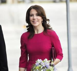 Mary de Danemark : brushing et robe fuchsia, princesse sosie de Kate Middleton ?