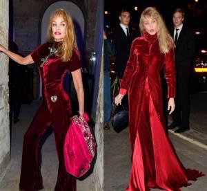 Arielle Dombasle : une grande toquée de la mode !