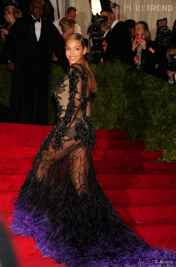 Beyoncé, toujours aussi canon.