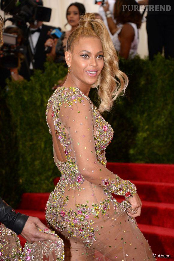 Beyoncé, la reine de la mode et du monde. Oui, elle est parfaite.