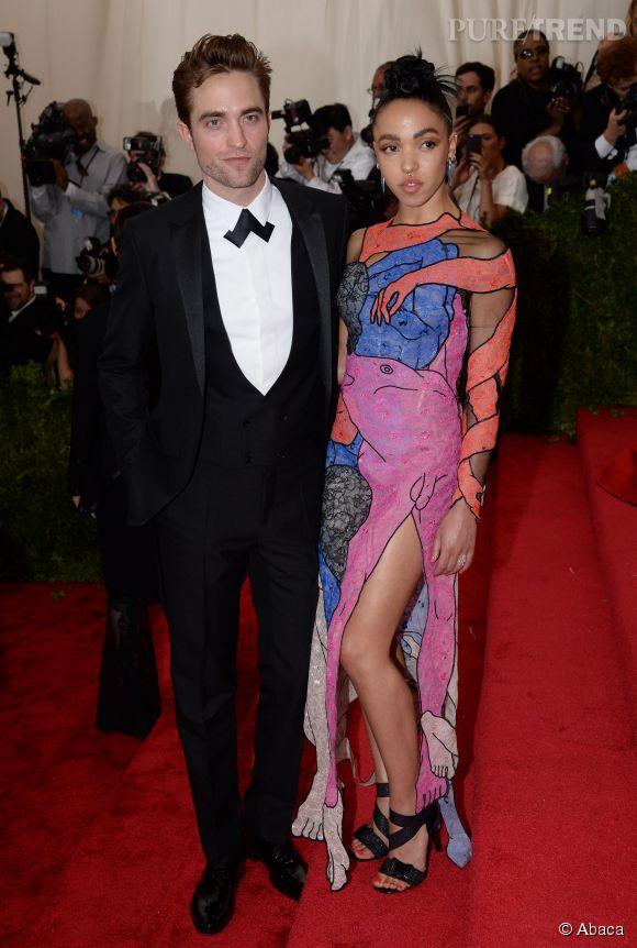 Robert Pattinson et FKA twigs veulent passer à l'étape supérieure.