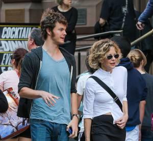 Meg Ryan avec son fils Jack à New York, il a bien grandi !