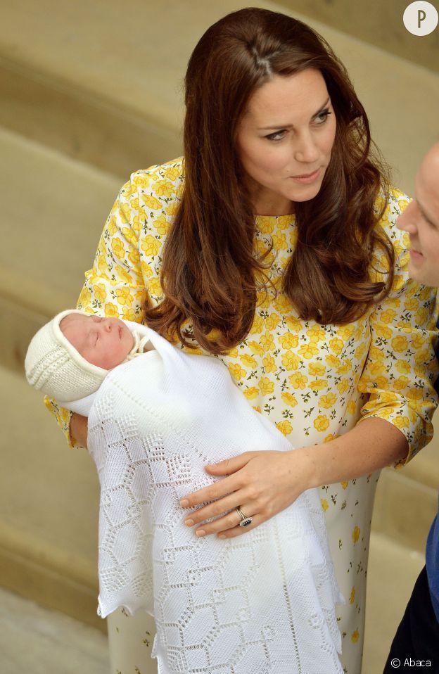 La princesse Charlotte devrait être baptisée à la rentrée ou à l'automne.