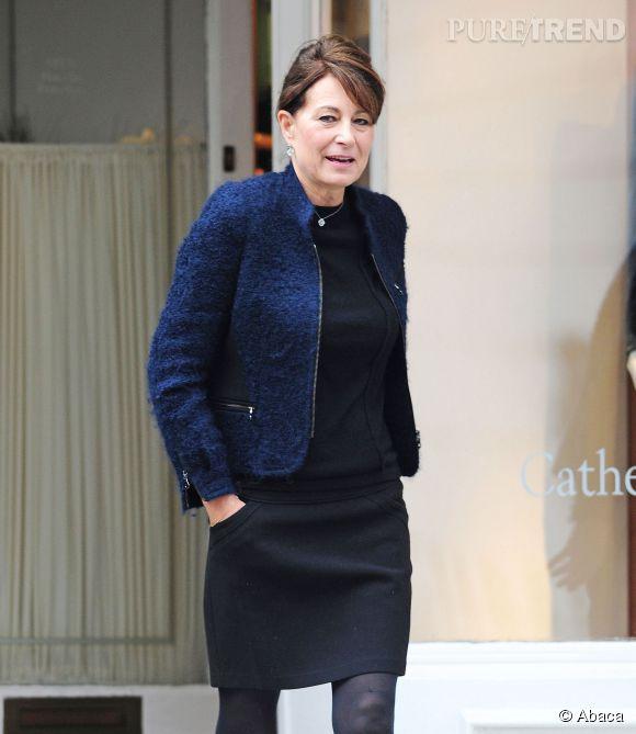Carole Middleton serait à la limite du despotisme et gère tout au manoir d'Anmer Hall.