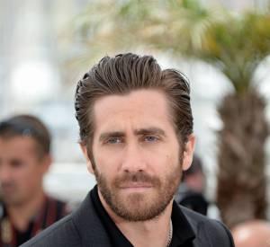 Jake Gyllenhaal lors du premier photocall du Festival de Cannes le 13 mai 2015.
