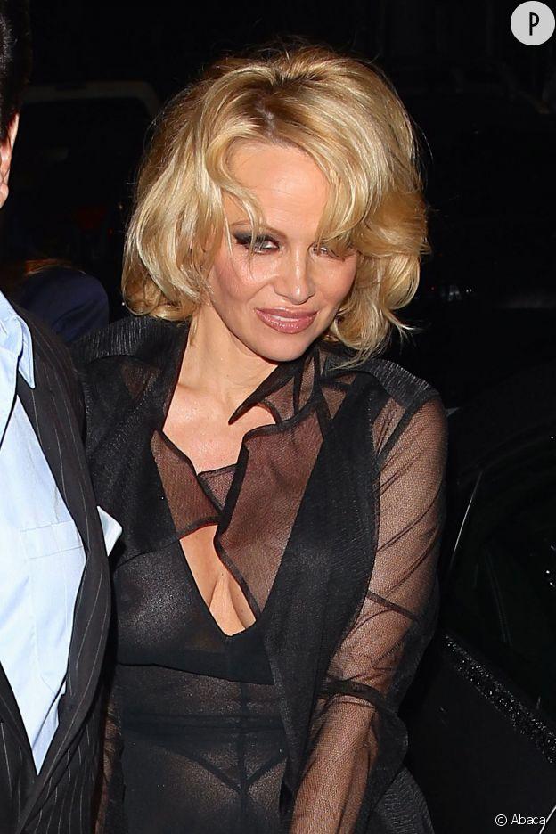 Pamela Anderson : alerte tétons !