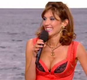 """Doria Tillier : la cagole la plus sexy de Cannes 2015 pour le """"Grand Journal"""""""