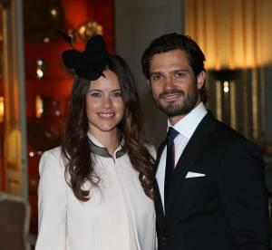 Carl Philip de Suède et Sofia Hellqvist : in love à la publication des bans