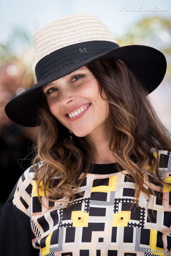Virginie Ledoyen rayonne au Festival de Cannes.