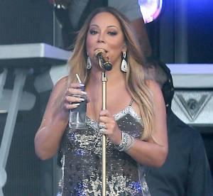 Mariah Carey : scandale, la diva en minirobe se fait piquer la vedette !