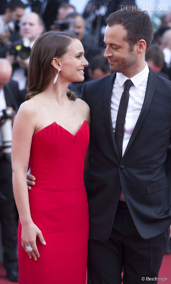 Natalie Portman et Benjamin Millepied, un couple ravissant qu'il est toujours plaisant d'apercevoir sur les tapis rouges.