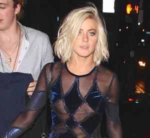 Julianne Hough trahie par sa robe : c'est l'alerte téton à Los Angeles !