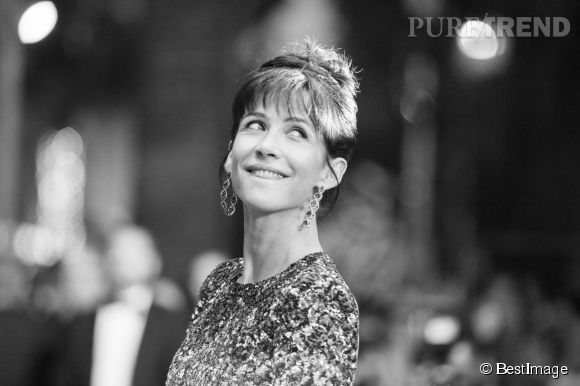 Sophie Marceau, l'atout séduction du 68ème Festival de Cannes.