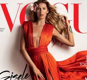 Gisele Bündchen : deux covers sexy de Vogue en un mois pour la jeune retraitée