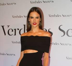 Alessandra Ambrosio, sexy au Brésil avec sa robe fendue