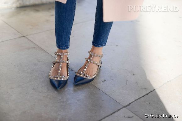 "Souvent Mode : success story, les ""Rockstud"" de Valentino IF05"