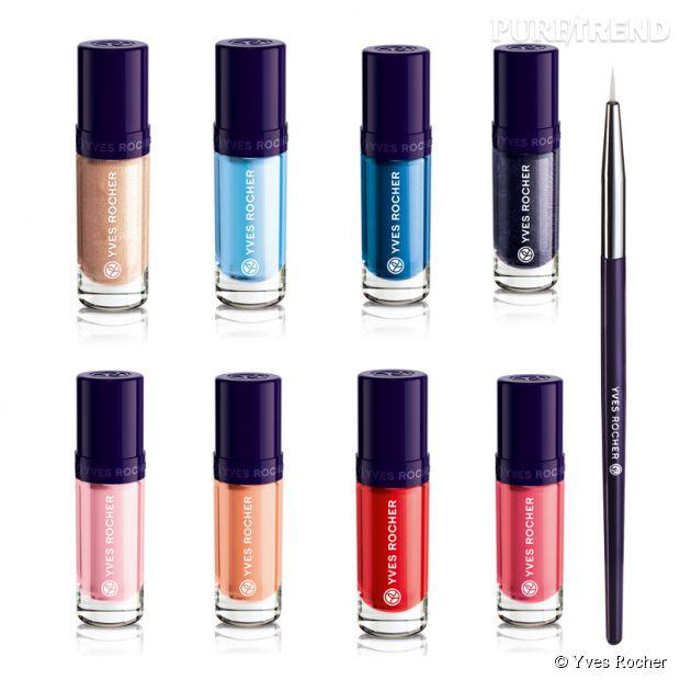 Shopping vernis ongles les couleurs tendance pour un for Piscine vegetale prix