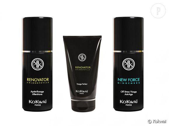 KoKwaï, la marque bio qui prend soin de la peau des mâles.