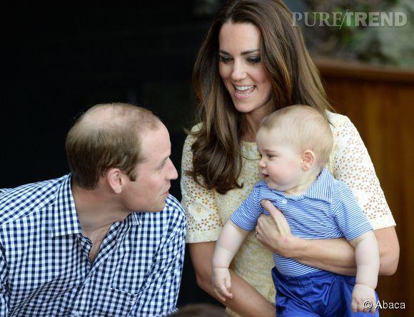 Kate Middleton pouponne tandis que le prince William a repris le travail.