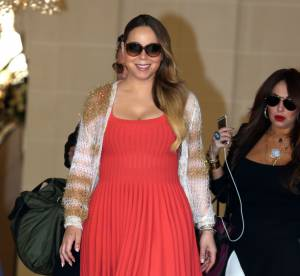 Mariah Carey : Mimi en mini à Paris, la diva est de sortie