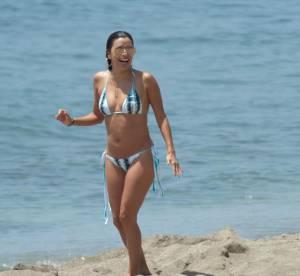 Eva Longoria : corps de rêve sur la plage, elle dévoile ses formes sexy