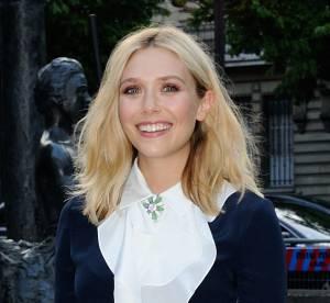 Elizabeth Olsen, l'accident de robe : elle montre sa culotte à Paris !