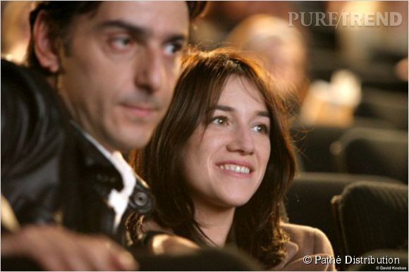 Charlotte Gainsbourg et Yvan Attal, un couple d'égéries.