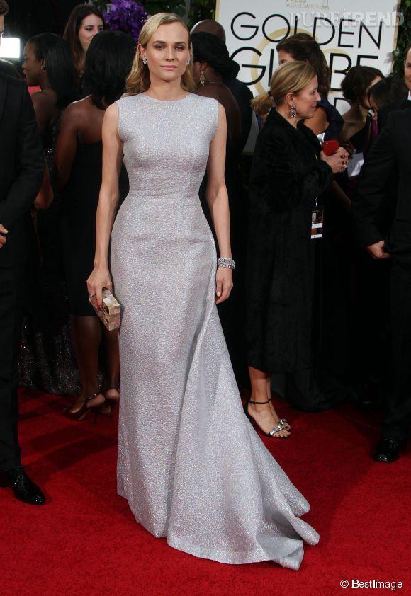 En dehors des tapis rouges, Diane Kruger est une rigolote qui aime déclarer son amour à son compagnon sur les réseaux sociaux. Une fille normale en somme !