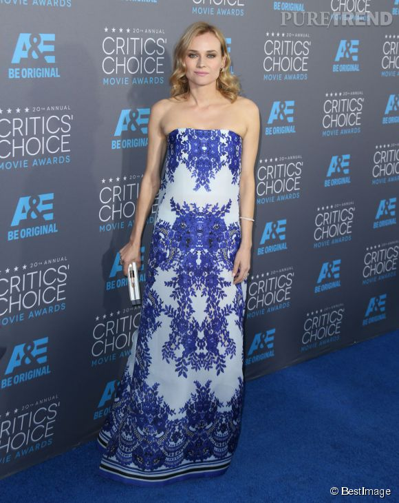 Diane Kruger n'est pas qu'une star de cinéma, une égérie de marque de luxe. Elle est aussi l'amoureuse de Joshua Jackson !