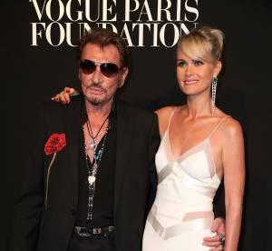 Johnny et Laeticia Hallyday : rock et glamour, le couple étincelle
