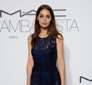 Marie-Ange Casta : la robe transparente qui enflamme les nuits parisiennes