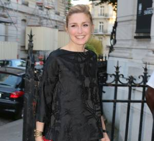 Julie Gayet : la jolie dame en noir du Vogue Paris Foundation Gala